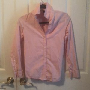 Light pink GAP button down